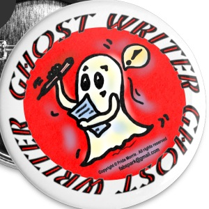 Ghost Writer  - Large Buttons