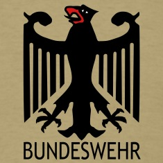 patch2_eagle_bundeswehr_vec_3 T-Shirts