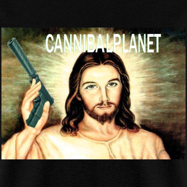CANNIBLPLANET: Jesus Gun