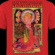 Design ~ mvyradio Fillmore-style poster