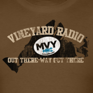 Design ~ Vineyard Radio -- Out there, way out there