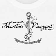 Design ~ mvyradio Martha's Vineyard anchor
