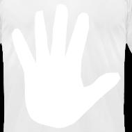 Design ~ Men's Hidden Hand Flex Print Street Style T-shirt