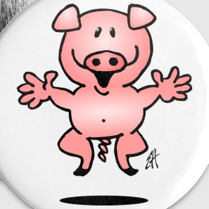 Pig - Large Buttons