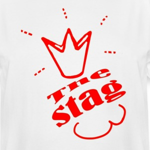 The Stag Bachelor party - Men's Tall T-Shirt