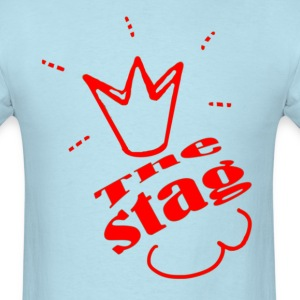 The Stag Bachelor party - Men's T-Shirt