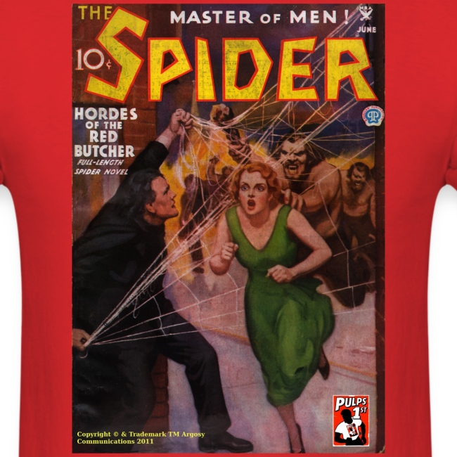 The Spider June 1935