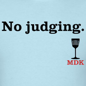 Design ~ No Judging