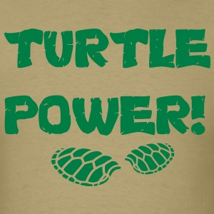 Turtle Power! - Men's T-Shirt