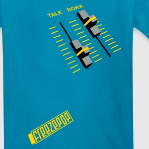 Freezepop - Less Talk More Rokk Children's Tee - Kids' T-Shirt