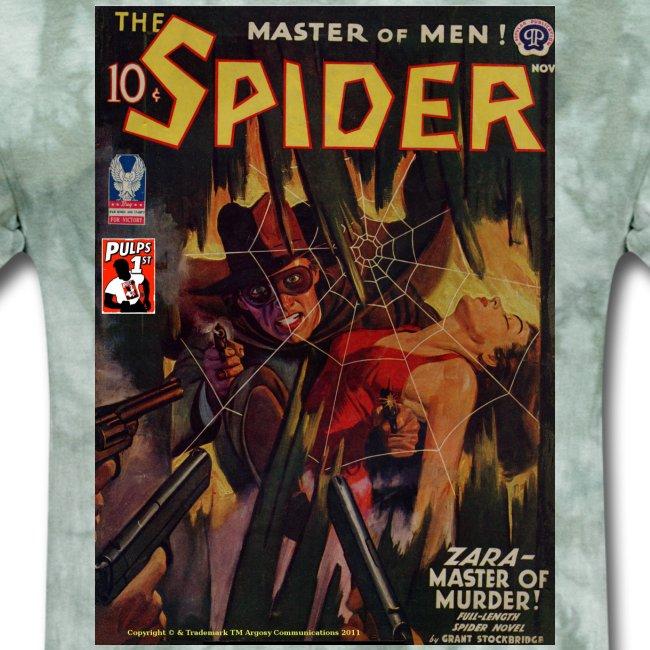 The Spider Nov 1942 Zara - The Murder Master