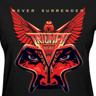 Design ~ Ladies Never Surrender Tee