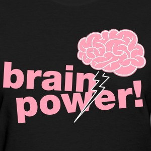 Freezepop - Brainpower Girly Tee - Women's T-Shirt