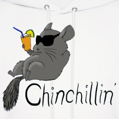 Chinchillin Hoodies