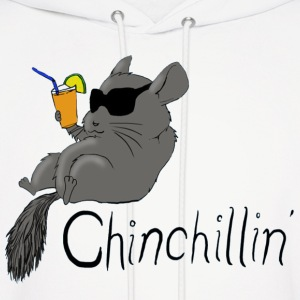 Chinchillin Hoodies - Men's Hoodie