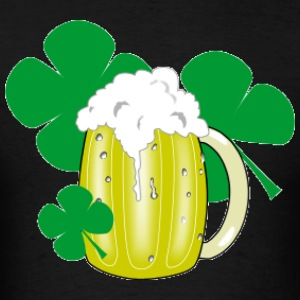 St. Patrick's day beer T-Shirt - Men's T-Shirt
