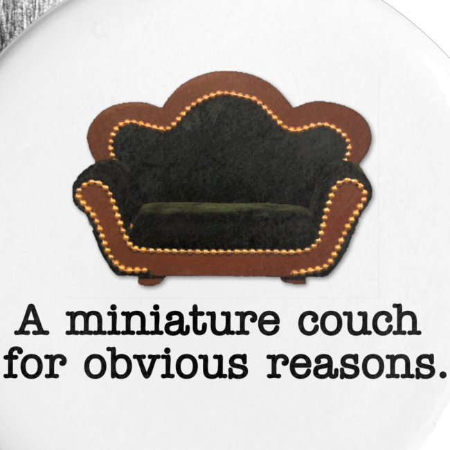 Miniature Couch Pins (5 pack)