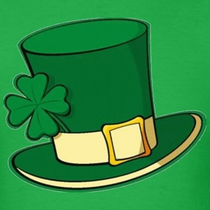 leprechaun_hat - Men's T-Shirt
