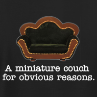 Design ~ Miniature Couch Tee