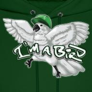 Design ~ I'M A BIRD Hoodie