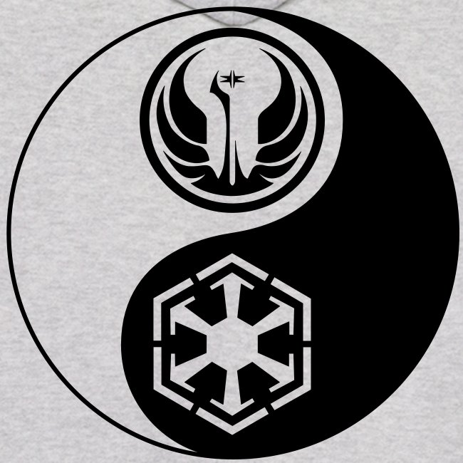Star Wars Gamerware 1 Logo Star Wars The Old Republic Yin Yang