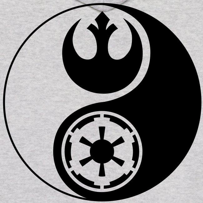 1 Logo - Star Wars - Yin Yang