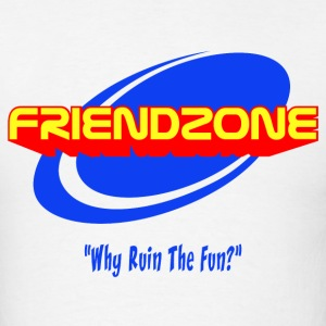 friendzone T-Shirts - Men's T-Shirt