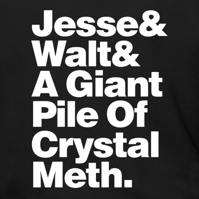 Jesse-Walt-Giant Pile of Crystal Meth