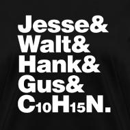 Design ~ Jesse-Walt-C10H15N