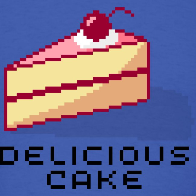 Delicious Cake T-shirt
