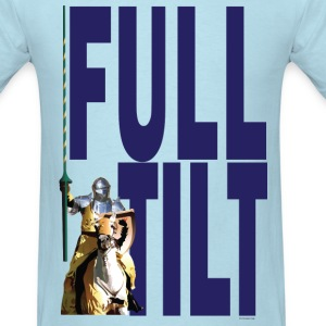 full_tilt_light_color_t T-Shirts - Men's T-Shirt