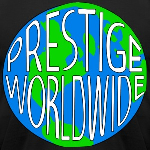 Prestige Worldwide T-Shirts - stayflyclothing.com  - Men's T-Shirt by American Apparel