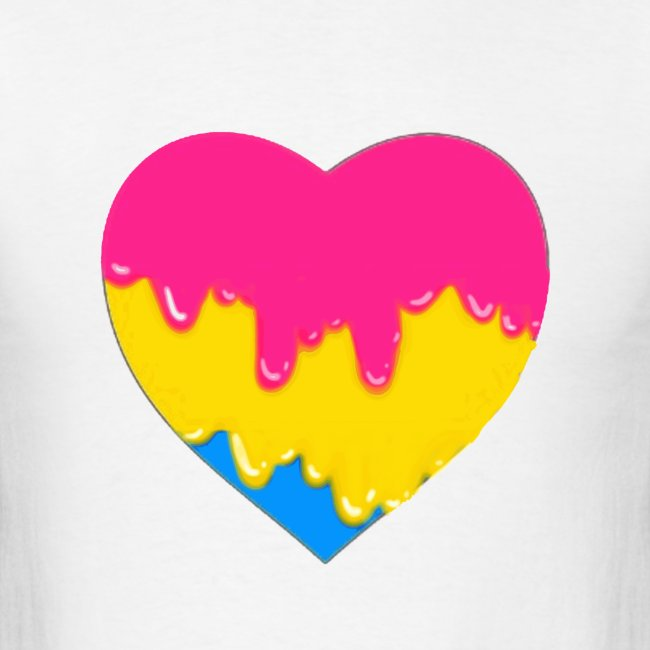 pansexual heart
