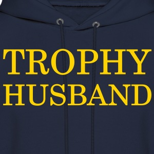 Trophy husband - Men's Hoodie