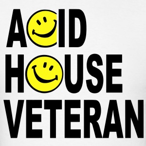Acid House Veteran T-shirt - Men's T-Shirt