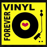 Design ~ Vinyl Forever T-shirt