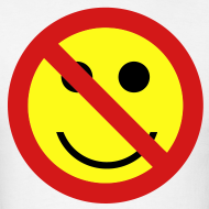 Design ~ Ban the Smiley Face T-shirt