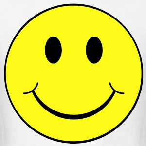 smiley_face T-Shirts - Men's T-Shirt