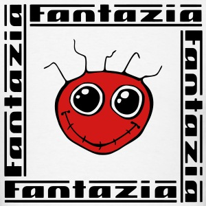 Fantazia Square Smiley T-Shirts - Men's T-Shirt