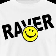 Design ~ Raver Smiley Face T-shirt