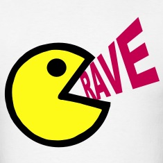 Smiley Face shouting Rave