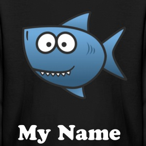 Sharky Kids Long Sleeve T-shirt - Kids' Long Sleeve T-Shirt