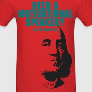 Benjamin Franklin T-Shirts - Men's T-Shirt