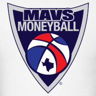 Design ~ MAVS MONEYBALL CREST w/ MMB Texas on back