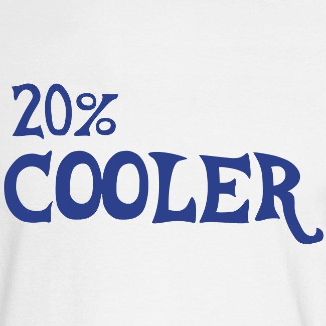 20% cooler ls