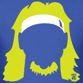 Design ~  the Dirk Shirt (Golden Locks)