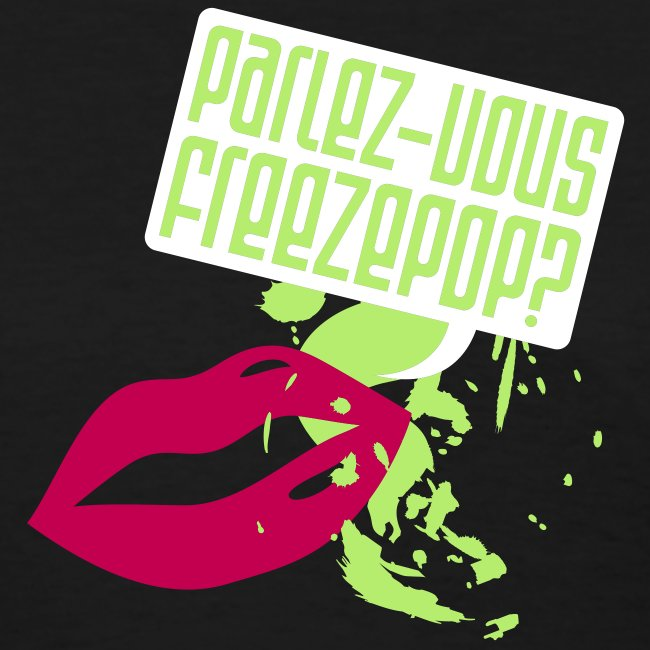 Parlez-Vous Girly Tee