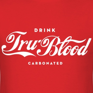 Tru Blood Cola - Men's T-Shirt
