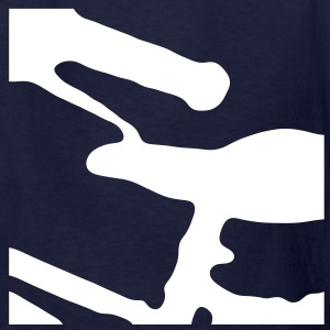SMASHED  Bike Shadow One Really Crisp Fun Graphic - Kids' T-Shirt