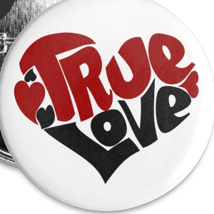 True Love - Small Buttons